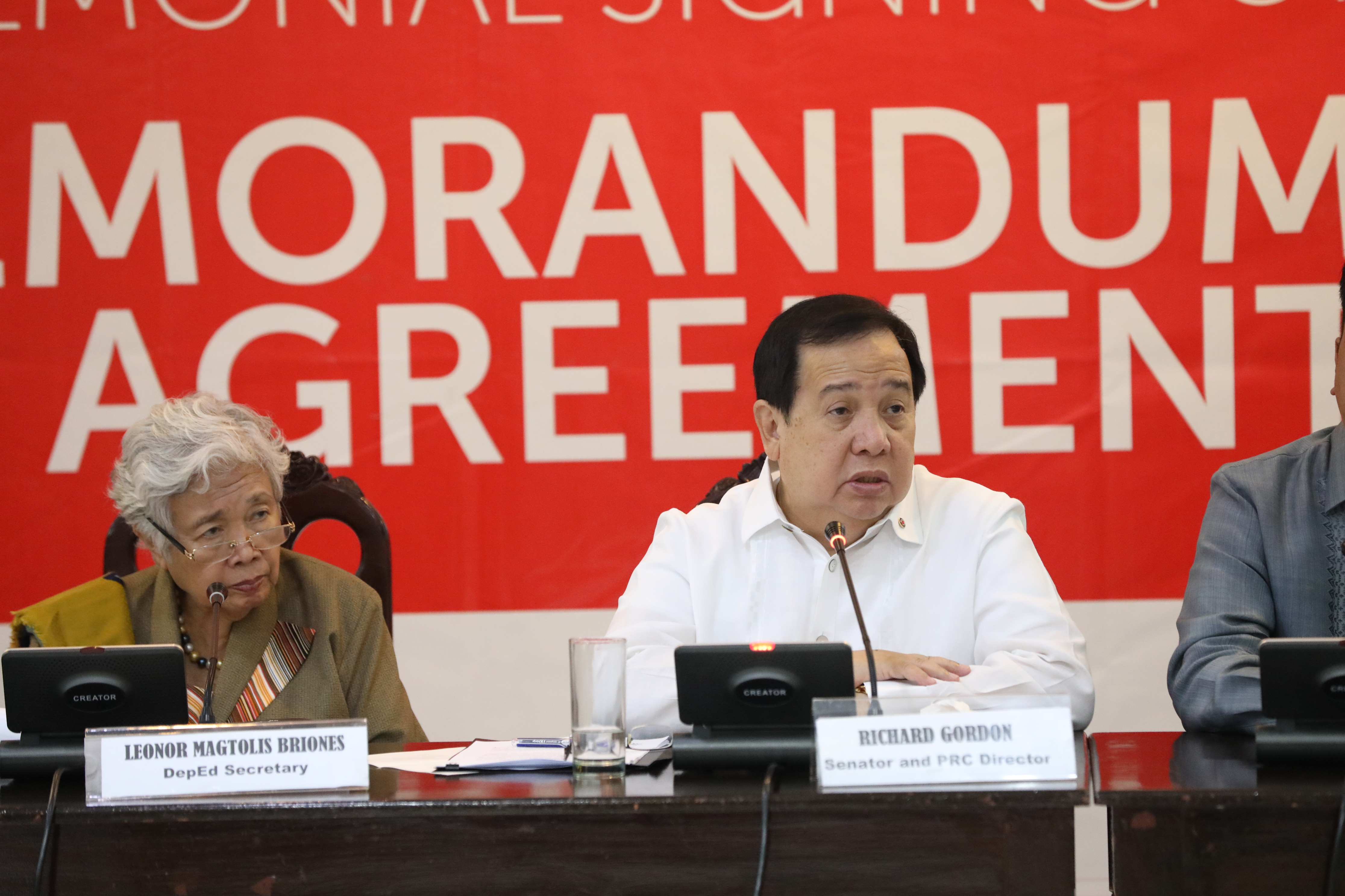 DepEd, CHED, Red Cross team up to promote volunteerism in