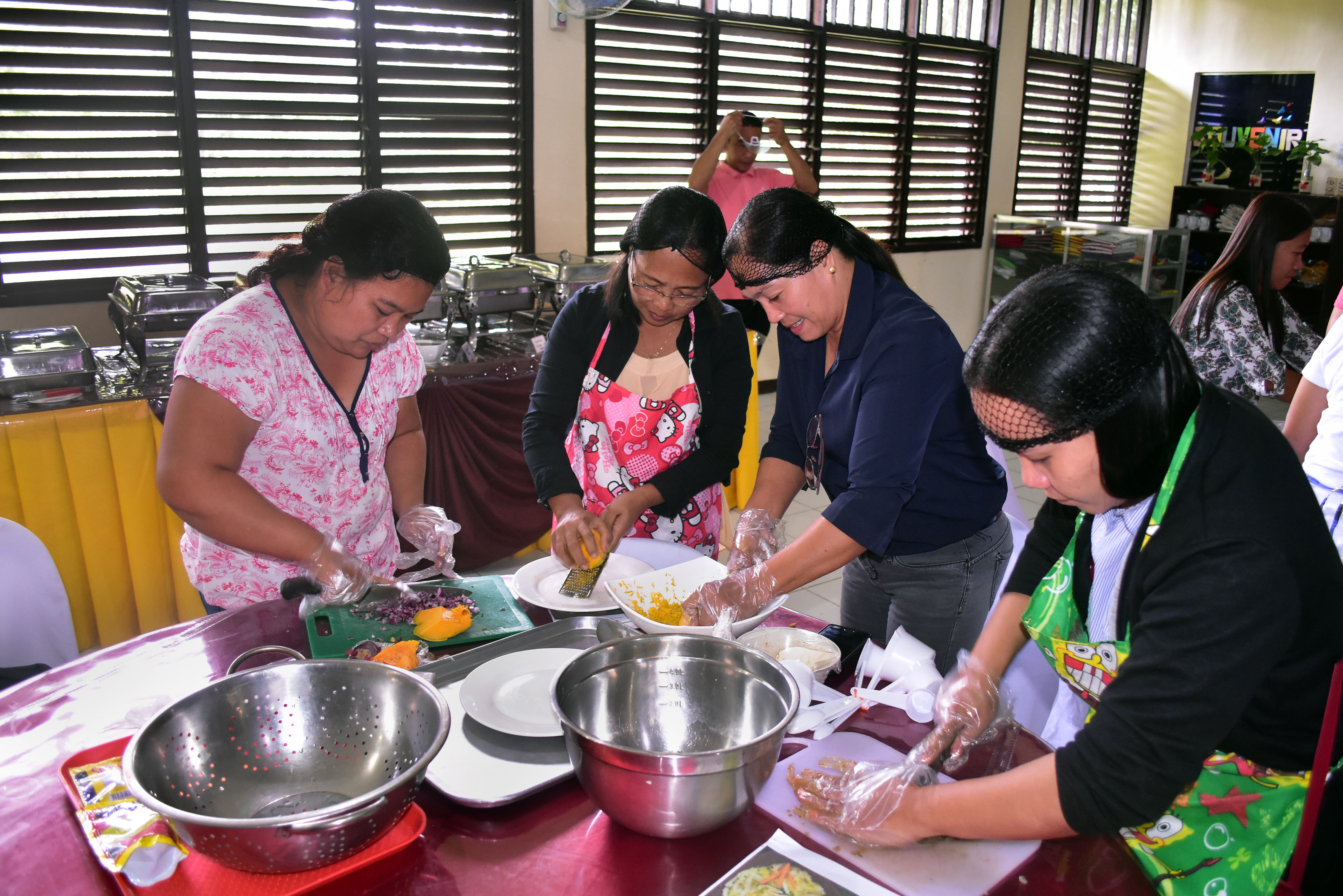DepEd capacitates health personnel on Integrated School Nutrition