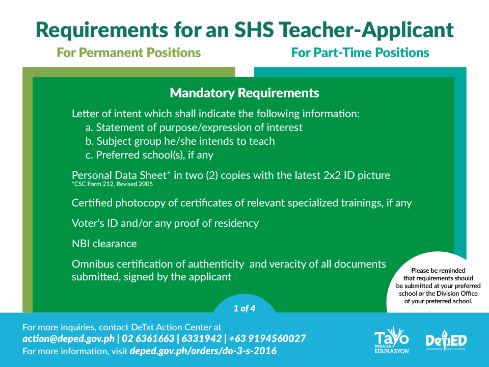 download omnibus for teacher applicant
